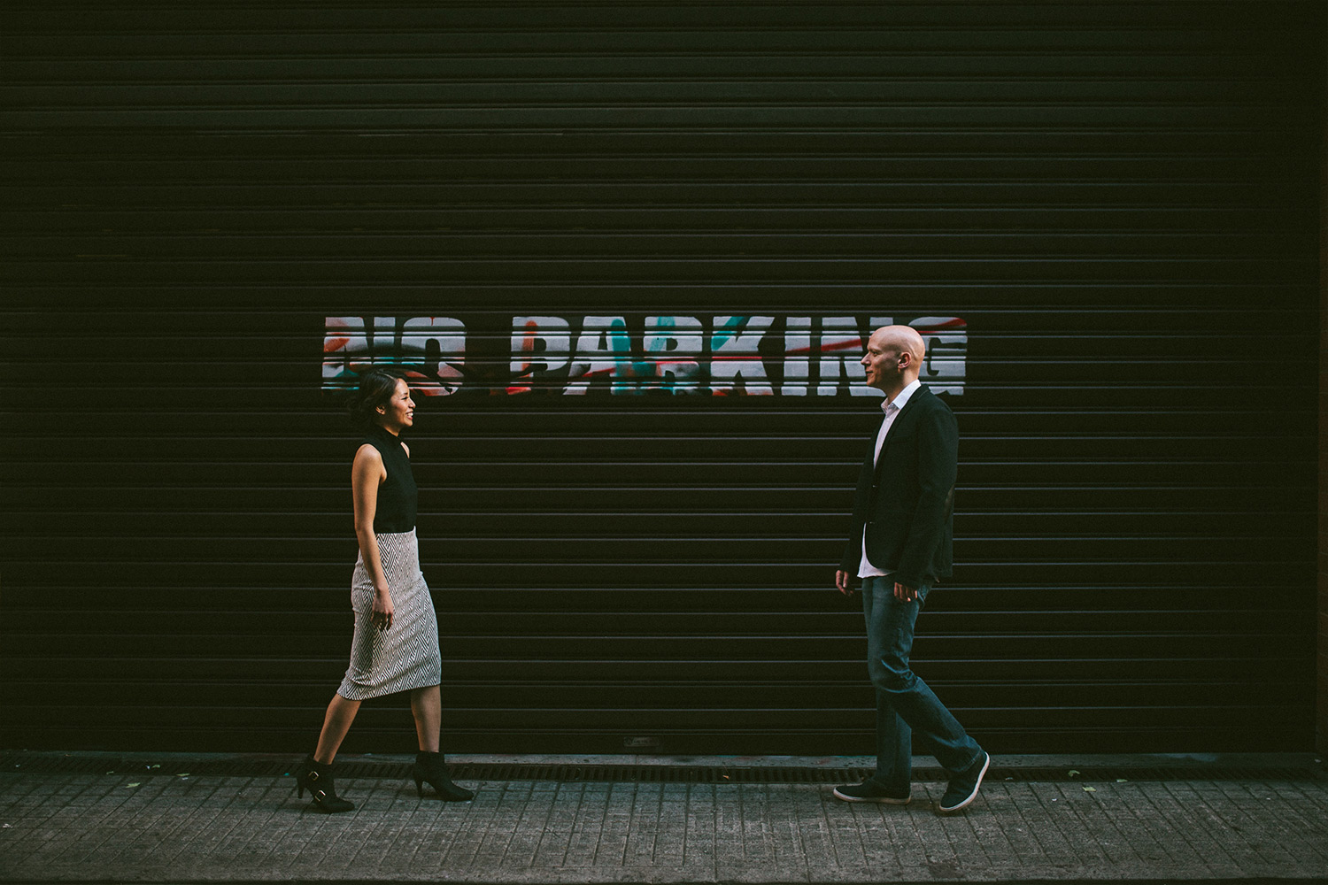 Elaine-Stephen-Engagement-Melbourne-Quirky-Urban-Engagement-Session-Wedding-Photography-10