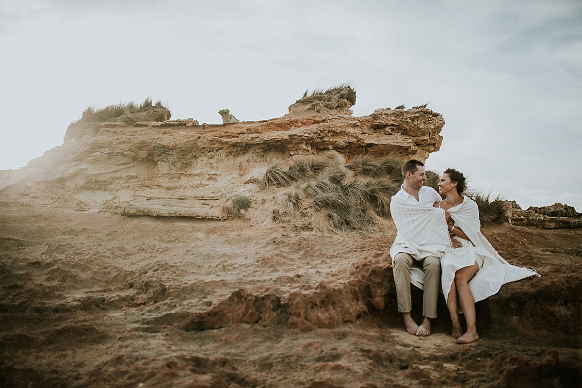 Zoe&Marc_Mornington-Peninsula-Candid-Romantic-Back-Beach-Engagement-Session_Melbourne-Quirky-Wedding-Photography_16