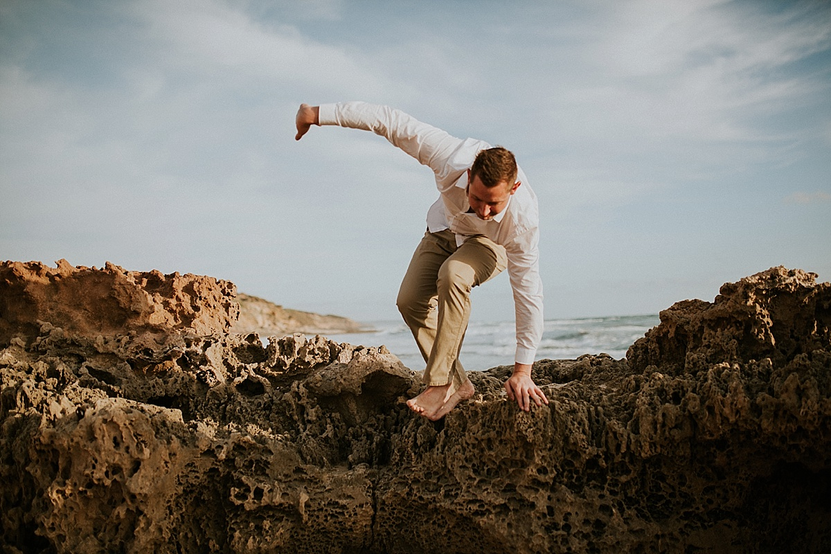 Zoe&Marc_Mornington-Peninsula-Candid-Romantic-Back-Beach-Engagement-Session_Melbourne-Quirky-Wedding-Photography_22