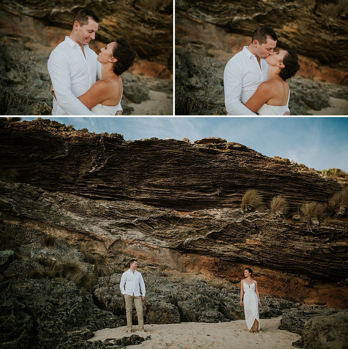 Zoe&Marc_Mornington-Peninsula-Candid-Romantic-Back-Beach-Engagement-Session_Melbourne-Quirky-Wedding-Photography_27